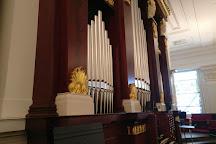 St. Paul's Episcopal Church, Richmond, United States