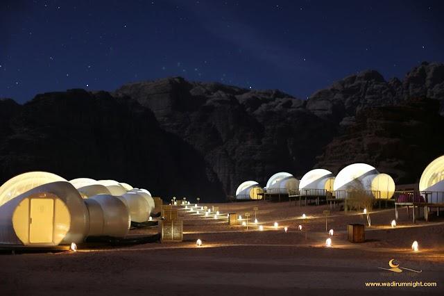 Wadi Rum Night Luxury Camp