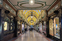 Thornton's Arcade, Leeds, United Kingdom
