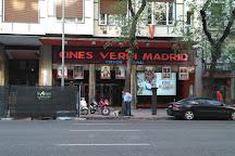 Cines Verdi Madrid, Madrid, Spain