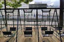 Square des Batignolles, Paris, France