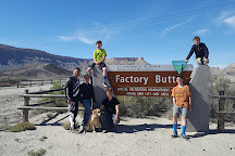 Factory Butte, Caineville, United States