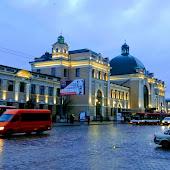 Железнодорожная станция  Ivano Frankivsk