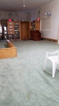Masjid on the Van Wyck of New York, Inc. (Ala Ahlus Sunnah wal Jama'ah new-york-city USA