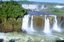 Iguazu Falls, Foz do Iguacu, Brazil