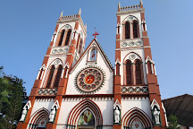 The Basilica of the Sacred Heart of Jesus, Pondicherry, India