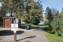 Kalamalka Lake Provincial Park, Vernon, Canada