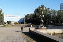 The Tsar Cannon, Donetsk, Ukraine