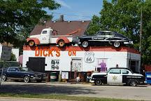 Route 66 Park, Joliet, United States