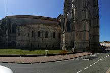 Basilique Saint Eutrope de Saintes, Saintes, France