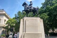 Edward VII Memorial Statue, London, United Kingdom