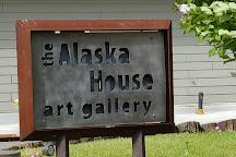 Alaska House Art Gallery, Fairbanks, United States