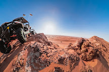 Big Red Adventure Tours, Dubai, United Arab Emirates