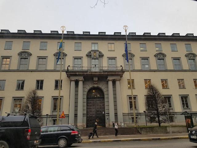Handelshögskolan Stockholm - Biblioteket
