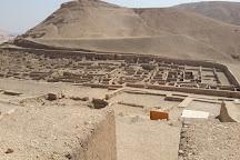Valley of the Artisans (Deir el-Medina), Luxor, Egypt