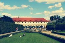 The Gardens Below Prague Castle, Prague, Czech Republic