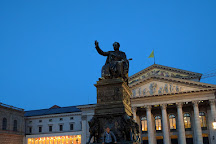 Max-Joseph-Platz, Munich, Germany