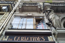 La Cariatide, Paris, France
