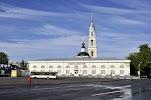 Иоанно-Богословский храм, улица Зайцева, дом 23 на фото Коломны