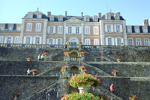 Chateau de Sassy, Saint-Christophe-le-Jajolet, France
