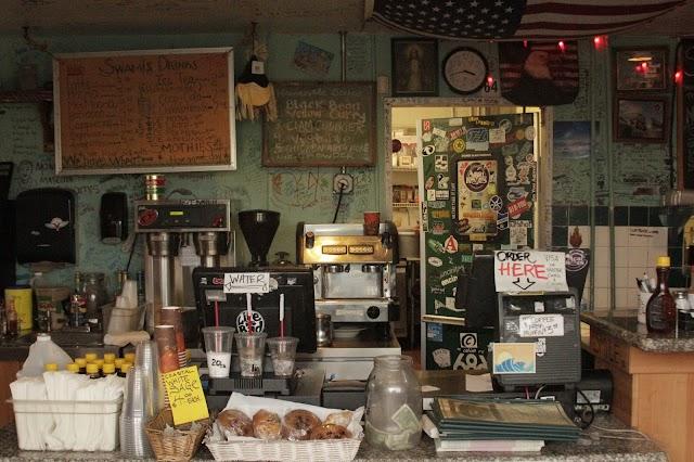 Swami's Cafe