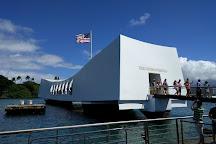 USS Arizona Memorial, Honolulu, United States