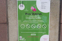 Parc Diderot, Courbevoie, France