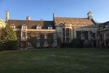 Christ's College, Cambridge, United Kingdom