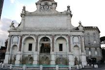 Terrazza del Gianicolo, Rome, Italy