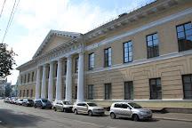 Chernobyl National Museum, Kyiv (Kiev), Ukraine