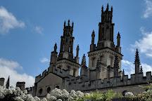 All Souls College, Oxford, United Kingdom