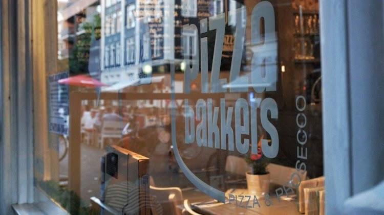 De Pizzabakkers De Pijp Amsterdam