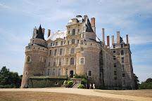 Chateau de Brissac, Brissac-Quince, France