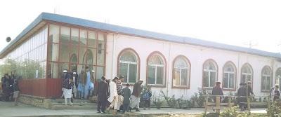 حضرت ایوب صابر مسجد