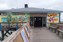 Sunglow Fishing Pier, Daytona Beach, United States