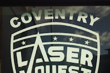 Laser Quest Coventry, Coventry, United Kingdom
