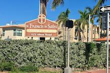 Saint Francis de Sales Catholic Church, Miami Beach, United States