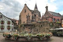Chapelle Saint-Leon IX, Eguisheim, France
