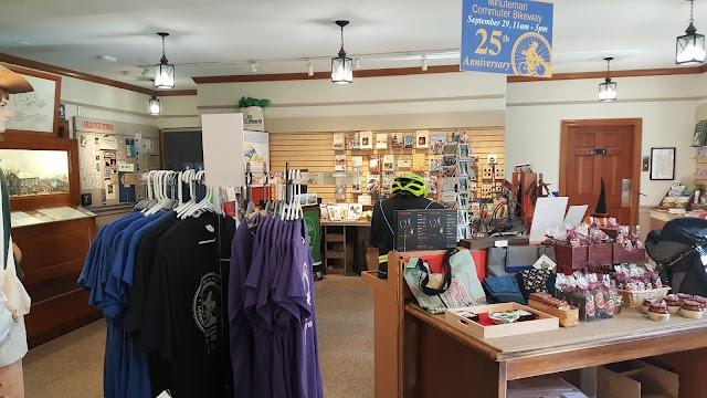Lexington Visitors' Center