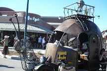 Railroad Square Historic District, Santa Rosa, United States