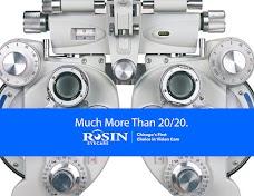Rosin Eyecare – Hyde Park chicago USA