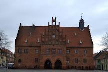 Rathaus Juterbog, Jueterbog, Germany
