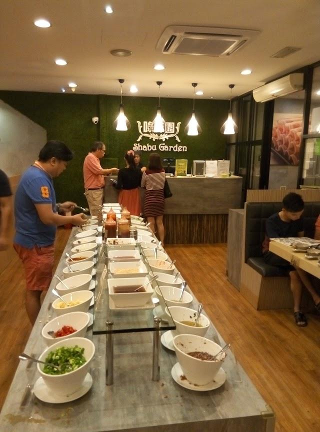 Shabu Garden Restaurant