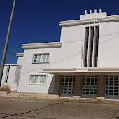 Железнодорожная станция  Vila Real De Santo Antonio
