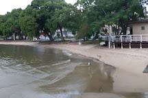 Praia Do Bom Abrigo, Florianopolis, Brazil