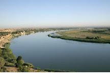 Tigris River (Tigri), Diyarbakir, Turkey