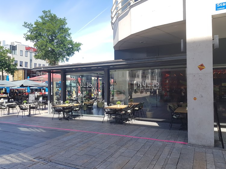 NUL36: Food   Drinks   Friends Almere