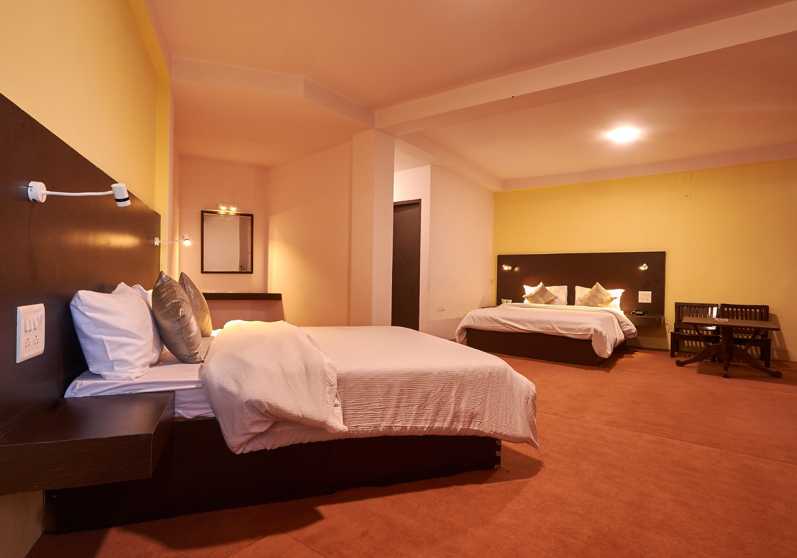 Hotel Jai Skahan Tandal Jammu Y Cachemira India Around