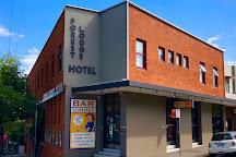 Forest Lodge Hotel, Sydney, Australia