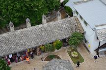 Koskin-Mehmed Pasha's Mosque, Mostar, Bosnia and Herzegovina